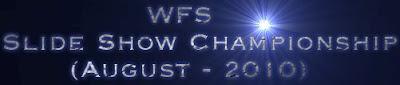 WFS Skating Slide Show Championship