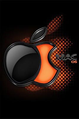 Mac/Black: Stunning free wallpaper for iphone