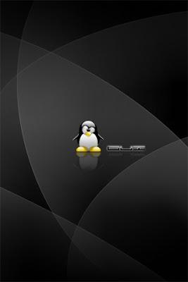 Tech-Black iPhone Wallpaper