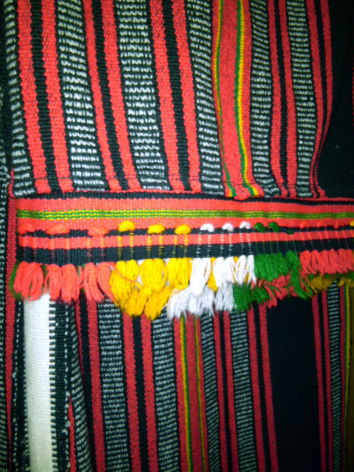 Writings by an american igorot my siwsiwan fabric for The fabric of