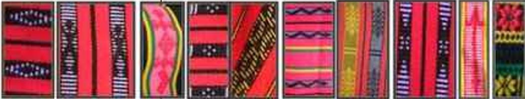 Writings By An American Igorot My Siwsiwan Fabric