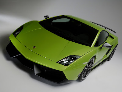 Lamborghini Gallardo LP 570-4 Superleggera 2011
