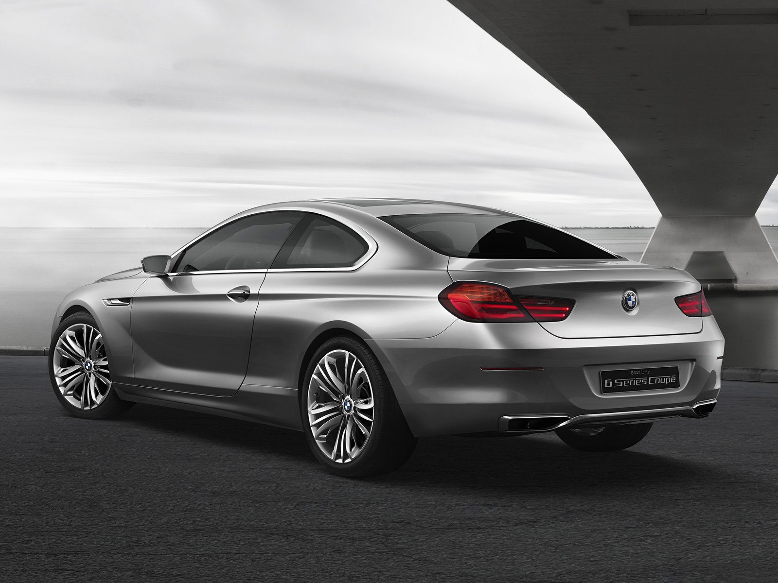 Car accident lawyers info. 2010 BMW 6-Series Coupe Concept
