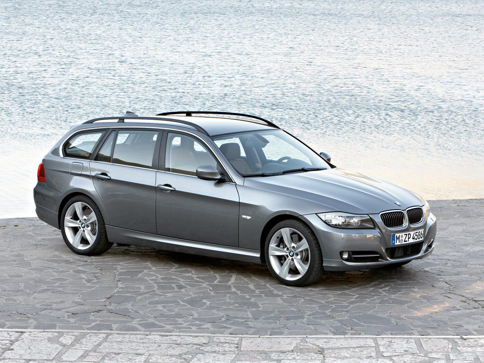 CAR FORUM. CAR BRAND. CAR REVIEW.: BMW 3-Series Touring (2009)