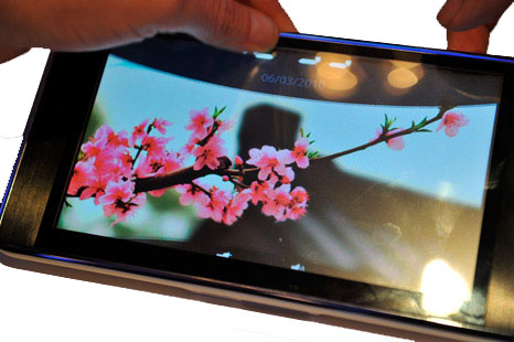 Huawei S7 Tablet Features and Specifications are: