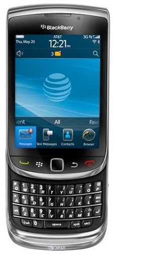 Blackberry torch 3 price in india