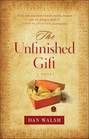 The Unfinished Gift by Dan Walsh Blog Tour Excerpt and Review and Interview