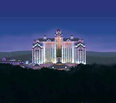 Casino foxwoods connecticut