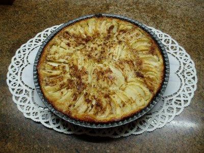 Recetas de Cocina: TARTA DE MANZANAS