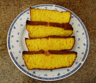 Recetas en casa: TORTA DE MANDARINAS