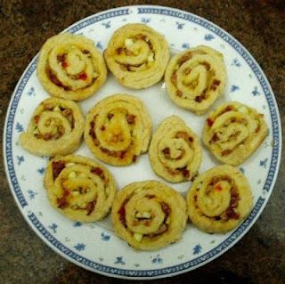Recetas de Cocina: ESPIRALES SABROSOS DE PANCETA