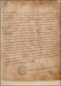 THE TUDORS: Exhiben carta de amor de Enrique VIII a Ana Bolena