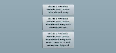 Flex multiline label button