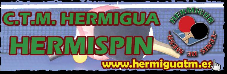 Hermigua Tenis de Mesa   - Hermispin -