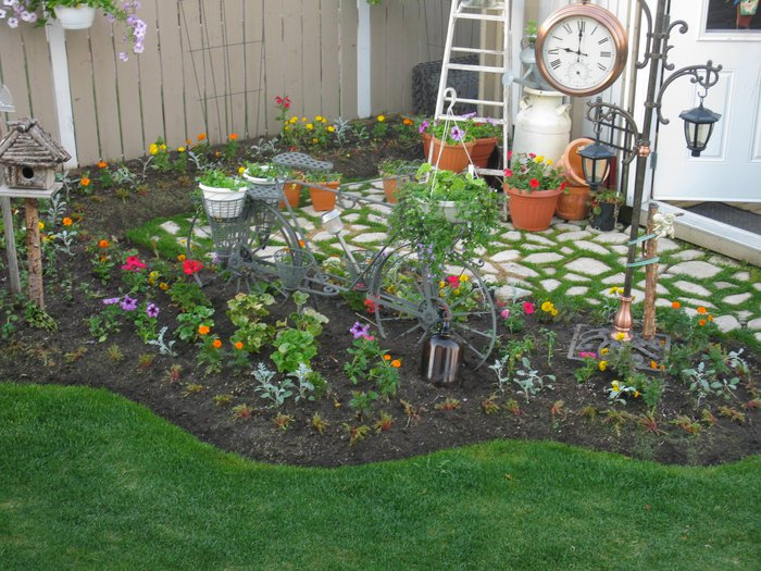 Pon linda tu casa pisos de piedras for Baldosas para jardin baratas