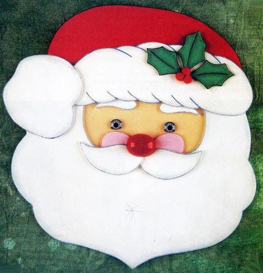 como elaborar munecos navidenos: