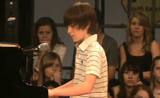 Greyson Michael Chance: YouTube Video of Lady Gaga's Paparazzi Piano Cover