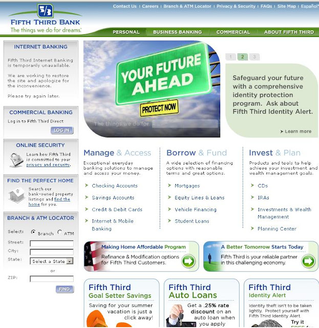 Retire.53.com - Fifth Third Participant Access