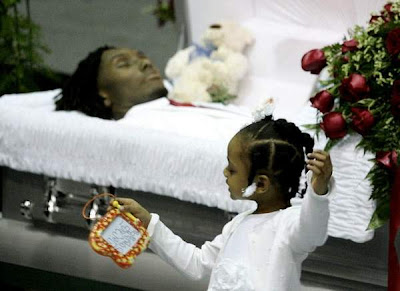 Chris Henry Funeral Pics Funeral Arrangement Amp Memorial