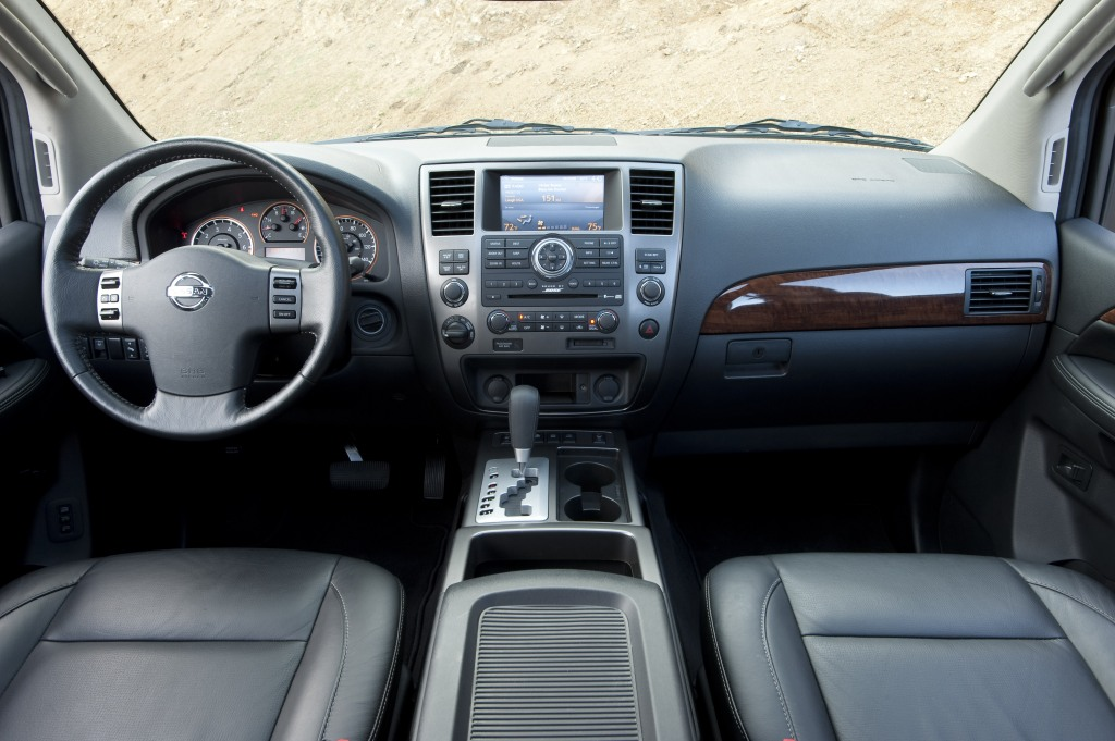 2011 Nissan Armada Redesign Pics Of Changes In Model