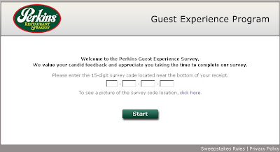 Perkins Guest Experience Program for Customer satisfaction