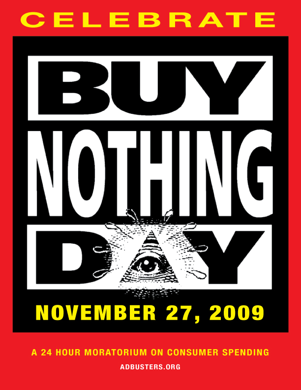 annual buy nothing day essay Buy nothing day argument essay buy nothing day is a lesser known  we  should not establish an annual buy nothing day because the.
