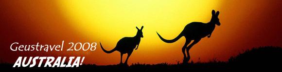 geustravel 2008 AUSTRALIA