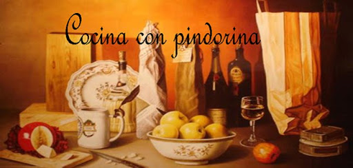 Cocina con pindorina