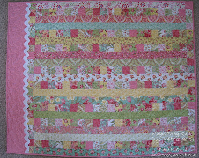 Baby Quilt Patterns on Pinterest | 131 Pins