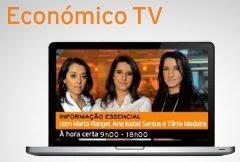 É ... Televisão do Económico ... em Directo no seu PC