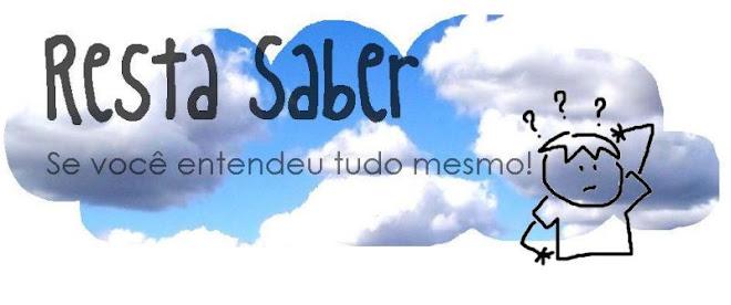 Resta Saber