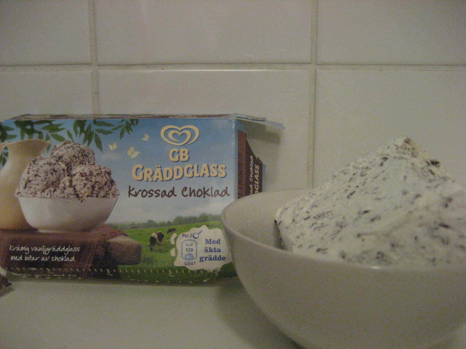 gb krossad choklad