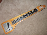 my lap-steel