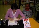 Firmant llibres