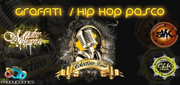 ::Graffiti - Pasqueño y mas Hip Hop