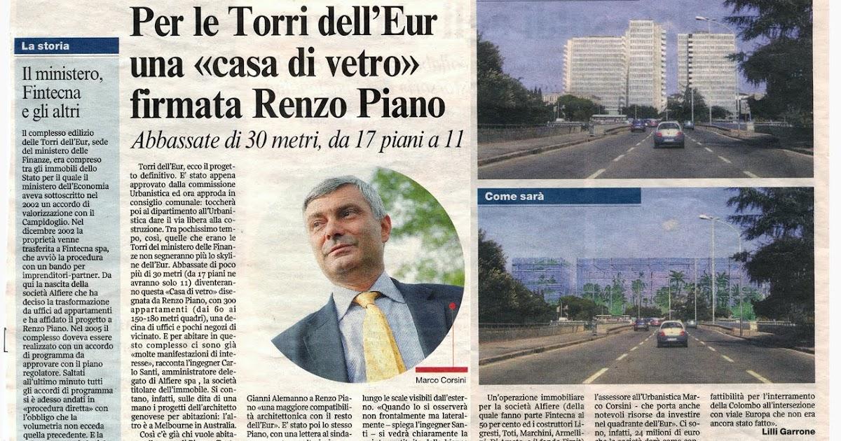 Tg roma talenti la commissione urbanistica del comune for Quanti soldi ci vuole per costruire una casa