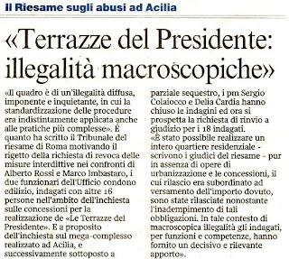 TG-ROMA Talenti: A PROPOSITO DI QUALI POSSANO ESSERE STATI I ...