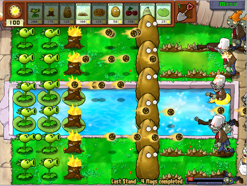 plants vs zombies plants. hairstyles Plants vs Zombies
