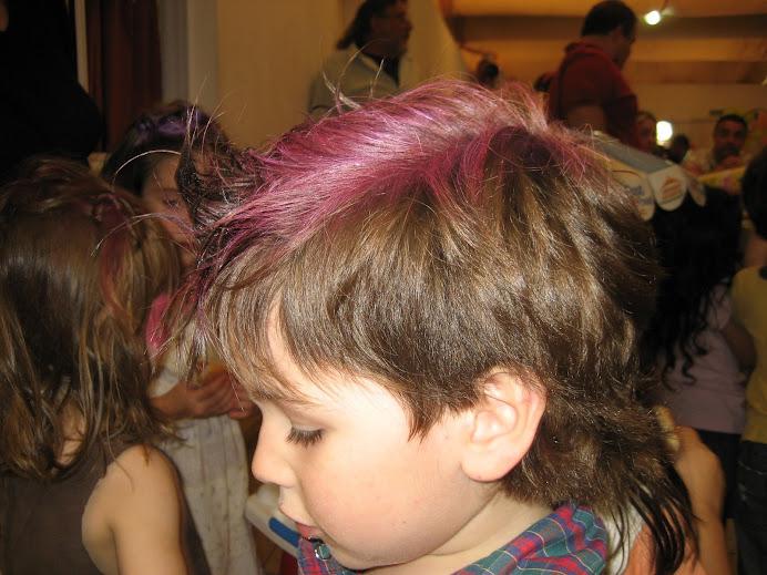 peinados locos