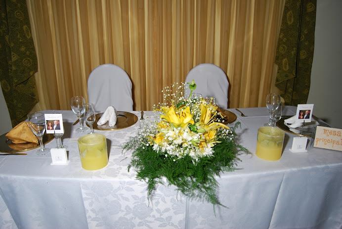 centro de mesa principal