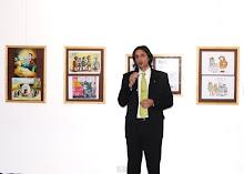 Lic.Mario Naranjo Coordinador Gral de Patrimonio Cultural del Ministerio de Economía
