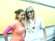 me and ali on the last day of school
