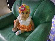 Nur Darwisya Damia 9 Months old on 06/05/2010