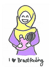 I LOVE BREASTFEEDING!