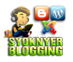 Syoknye Berblogging