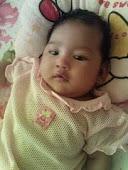 Nur Darwisya Damia 3 Months On 6/11/09
