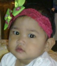 NUR DARWISYA DAMIA 11 Months Old On 06/07/2010