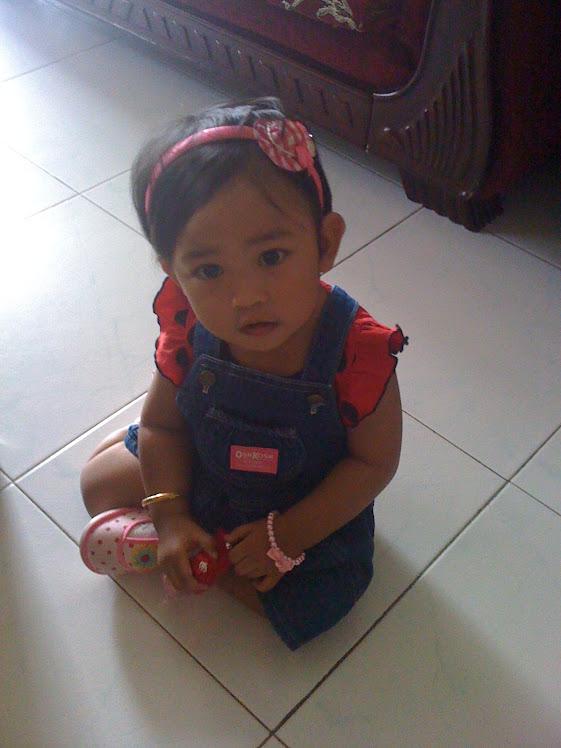 Nur Darwisya Damia 1 thn 3 bulan 0n 6/11/2010