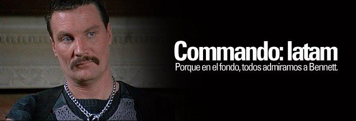 Commando: LATAM