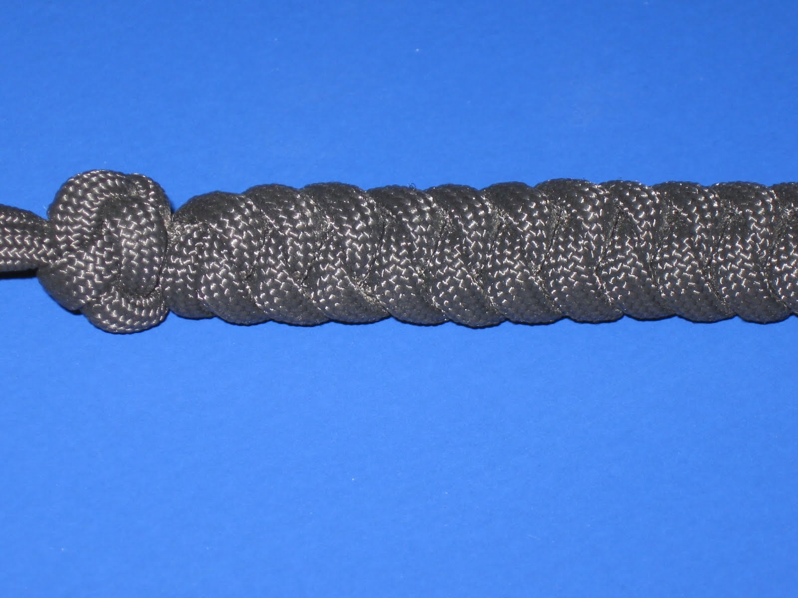 Knotty Pirate  Snake Knot Lanyard